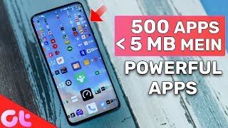 Top 7 Best Android Apps for January 2020 | Powerful Apps | GT Hindi