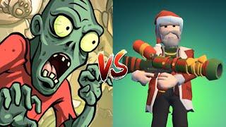 Zombie Blast Crew - Gameplay Walkthrough Part 8 - Rescue Human Vs Kill Zombies ( ios, Android)