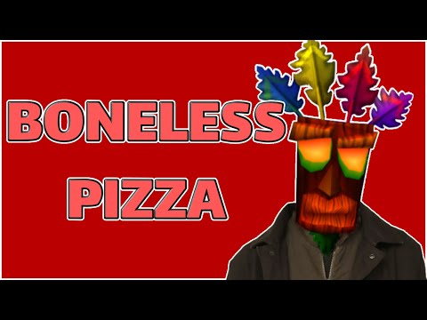 Boneless Pizza