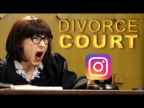 SOCIAL MEDIA DIVORCE COURT