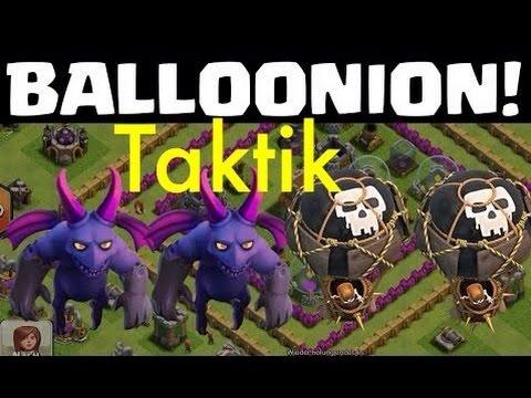 Balloonion Taktik || Let's Play Clash of Clans [Deutsch/German HD]