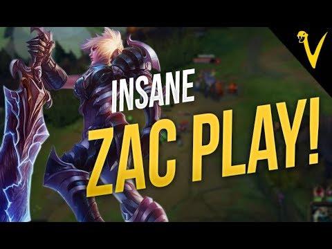 CRAZY ZAC ULT! -  Viper Stream Highlights Episode #36
