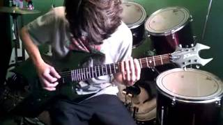 Parkway Drive Guitar Giveaway Contest Entry - Parkway Drive - Carrion (Guitar Cover)
