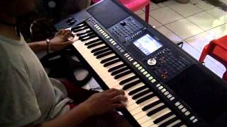 Video Zapin - dangdut Yamaha PSR S950 download MP3, 3GP, MP4, WEBM, AVI, FLV Oktober 2017