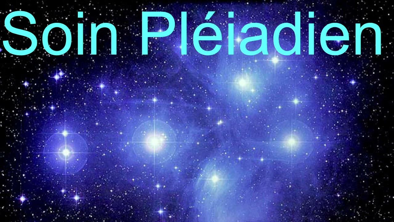 SOIN PLÉIADIEN offert par Olésia – Presse Galactique