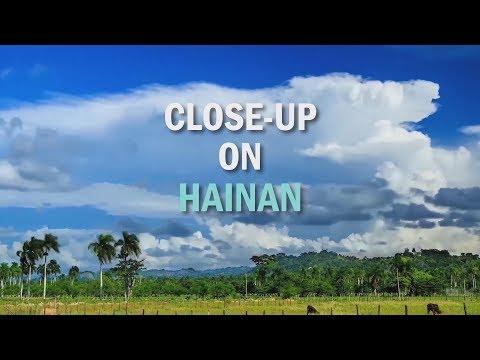 Hainan, a beautiful tropical island