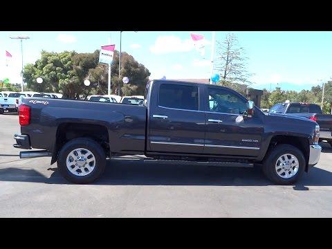 Lithia Chevrolet Redding >> 2015 CHEVROLET SILVERADO 2500HD Redding, Eureka, Red Bluff ...