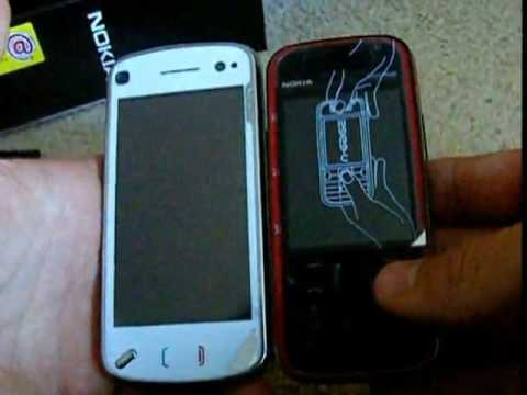 Unboxing the Nokia 5730 XpressMusic
