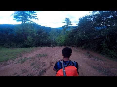 Hike to Taktsang Monastery | Tiger's Nest Bhutan | GoPro