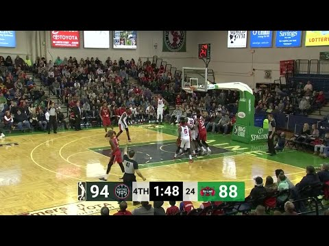 Lorenzo Brown (32 points) Highlights vs. Maine Red Claws