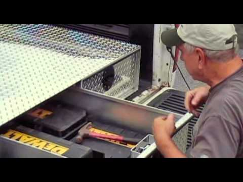The Ultimate Truck Bed Tool Box by truck-tool-box.com