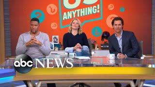 Ask Michael, Sara and Matthew McConaughey anything