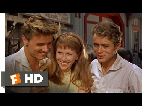 East of Eden 310 Movie CLIP  Spark Up, Gas Down 1955 HD