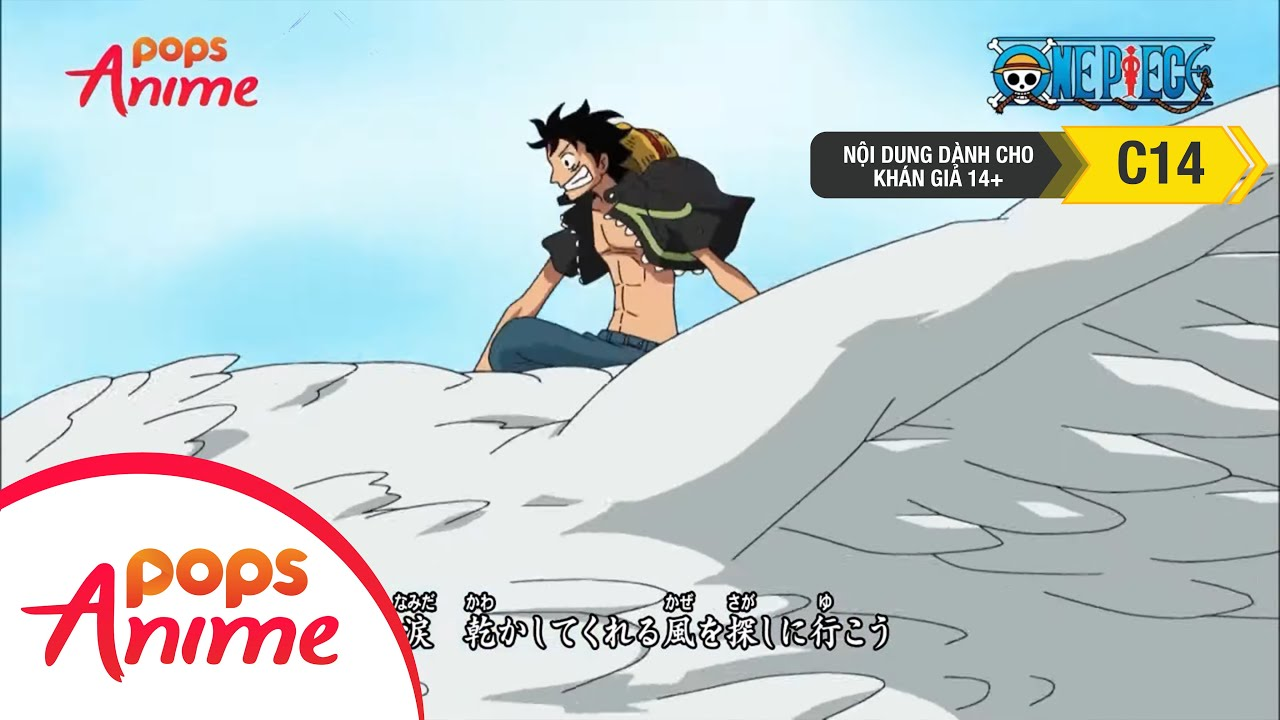 Nhạc Phim One Piece - Kaze Wo Sagashite - Phim Đảo Hải Tặc - One Piece OST