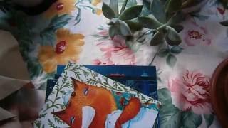 Postcrossing. Новые открытки(Заказывала новые открытки с одного интернет-магазина почтовых открыток. Всем осталась довольна. Оригиналь..., 2016-08-21T12:59:39.000Z)