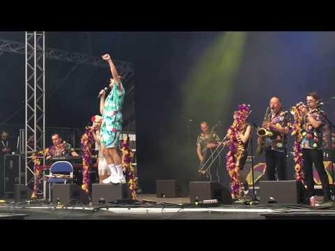 Lundakarnevalen - Louisiana Avenue - Gunhild Carling Idun Carling