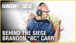 "Rainbow Six Siege: Brandon ""BC"" Carr – Art of Siege 