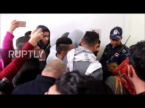 State of Palestine: US delegation evacuated after Ramallah protest