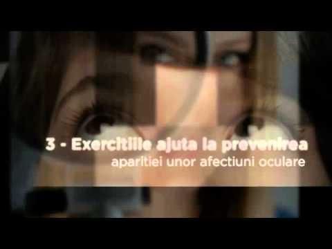 exerciții pentru îmbunătățirea vederii oculare