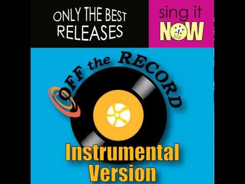 (Karaoke) (Instrumental) No Diggity - in the Style of Chet Faker