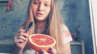 Как правильно кушать грейпфрут?