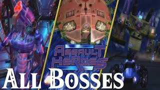 Assault Heroes // All Bosses