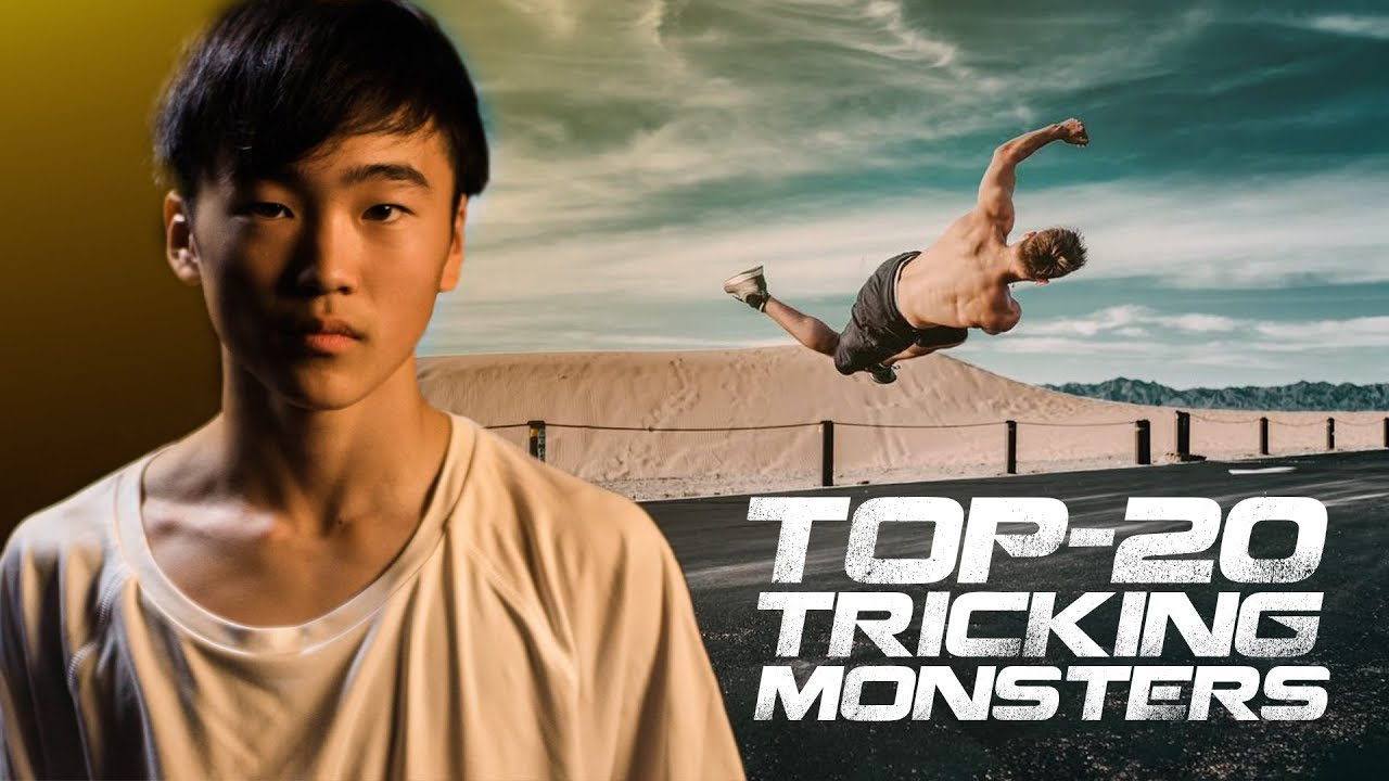 Download TOP-20 TRICKING MONSTERS IN THE WORLD