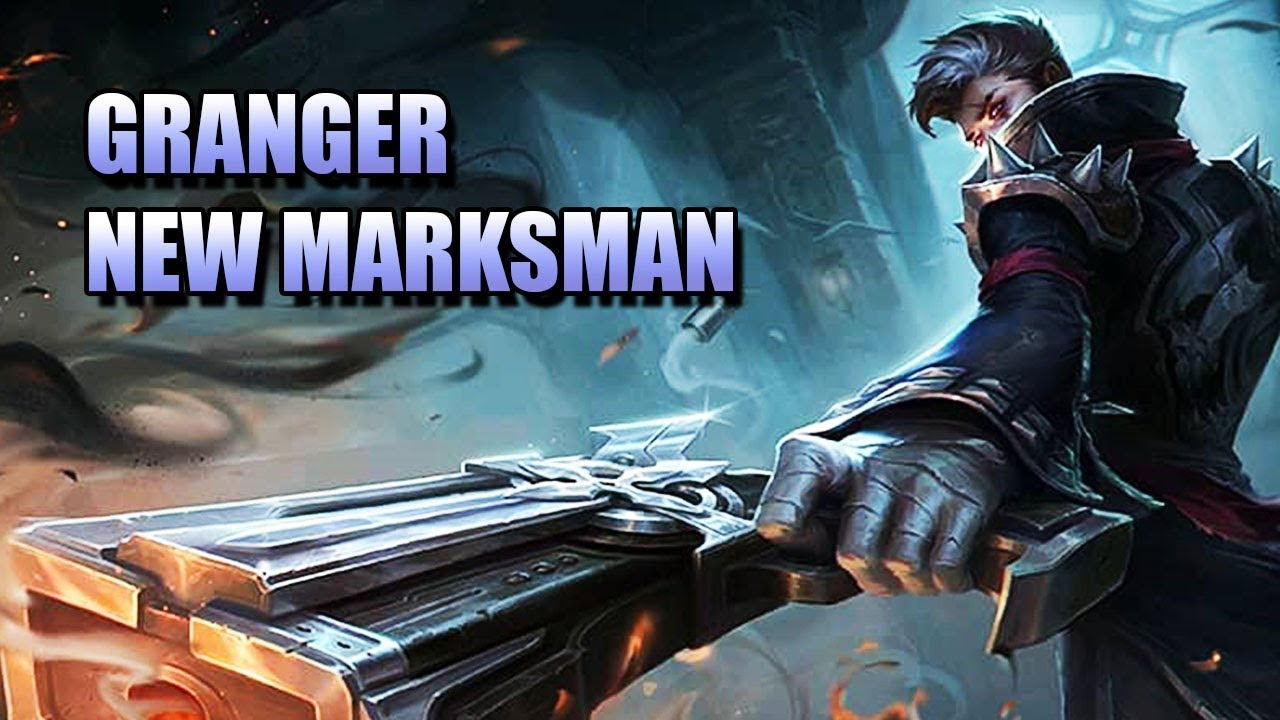 GRANGER NEW MARKSMAN HERO IN MOBILE LEGENDS - NOT YOUR TYPICAL MARKSMAN