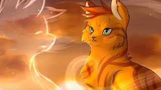 Коты воители Пестролистая, Огнезвёзд и Песчаная Буря [Ты убил меня сам, дурак]