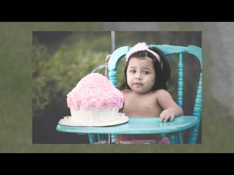 Mila Presley {First Birthday