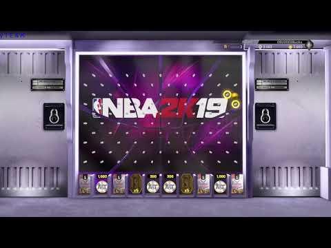 NBA 2K19 FLIGHT SCHOOL LOCKER CODE (CRAZY PULL)