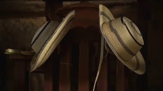 Секреты техники плетения панам