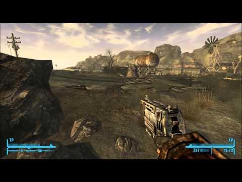 Fallout NewVegas #004 Joe Cobb weggeböllert