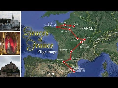 Graces of France Pilgrimage