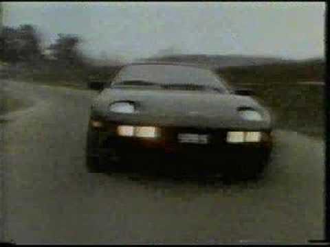 Porsche 928S commercial