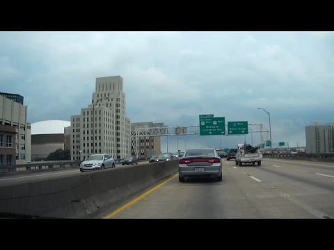 #032 - I-10 West, Slidell to New Orleans, Louisiana