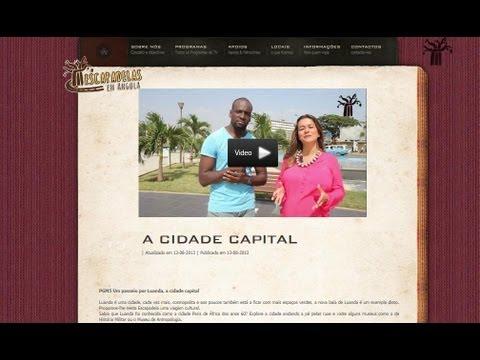 Escapadelas em Angola - Episodio 5 - LUANDA