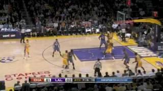 Bobcats vs. Lakers 03/02/2010