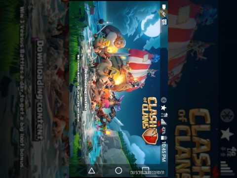 How To Fix Clash Of Clans If It's Stuck On Downloading Contents 100% Working For Android