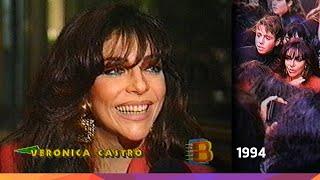 Verónica Castro - Entrevista programa Batido - 1994