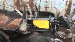 TC120 Cutter trailer Brokk