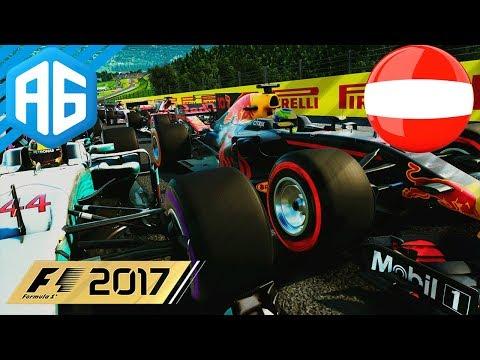 F1 2017 #49 GP DA ÁUSTRIA - ELES ERRARAM MUITO NESSA CORRIDA...NÃO ENTENDI NADA (Português-BR)