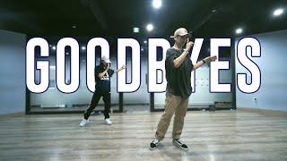 "TAEWAN CLASS   Post Malone - ""Goodbyes"" ft. Young Thug   E DANCE STUDIO  이댄스학원"
