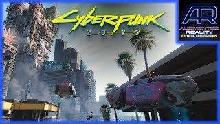 Podcast #170: Cyberpunk 2077 AMAZING Screenshot & Fan Art; Ghost Recon Breakpoint Sells Progression