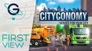 Cityconomy : Service for your City (Video-Firstview)