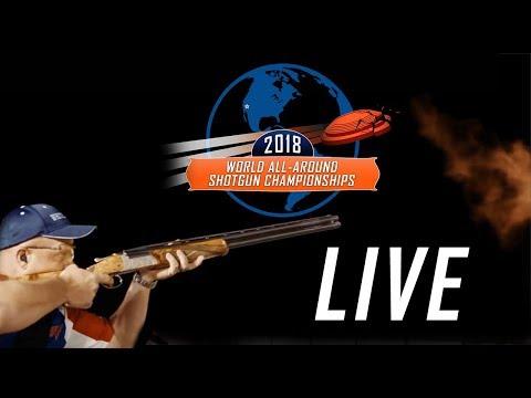 World All Around Shotgun Championships - Finals Shoot Offs