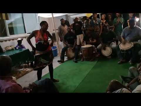 Kout  tanbou group Kon nou yé
