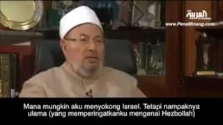 Syeikh Yusuf Al Qaradawi Mengakui Ulama Saudi lebih Berilmu