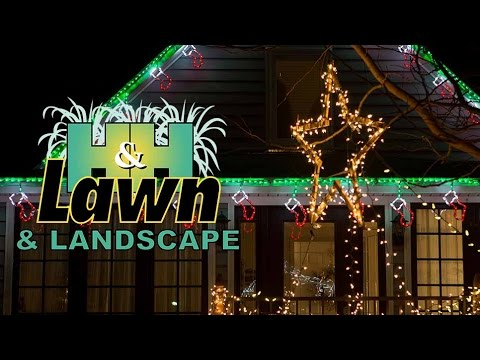 The Story Of Lights Of Hope Abide, Hu0026H Lawn U0026 Landscape And Brite Ideas  Decorating Omaha