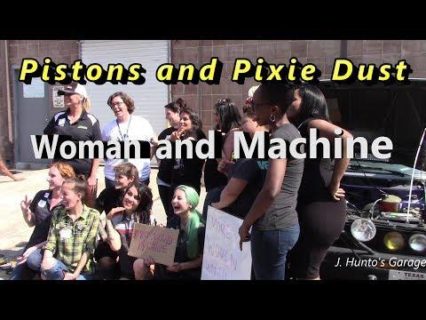EVENT: Woman and Machine 2018, San Antonio